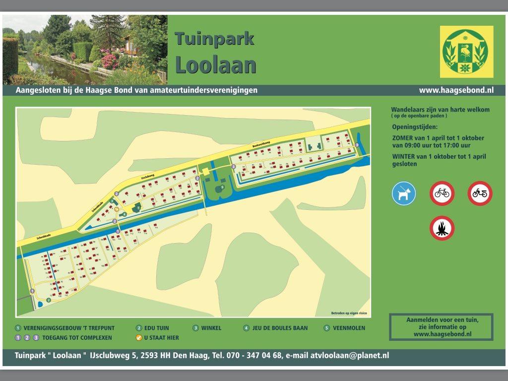 Tuinpark Loolaan